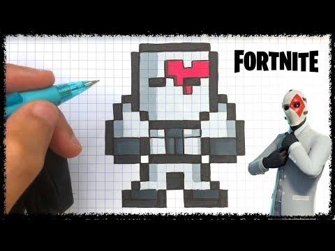 Tuto Joker Pixel Art Fortnite Youtube