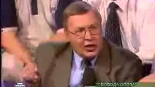 Приколы с Жириновским в прямом эфире