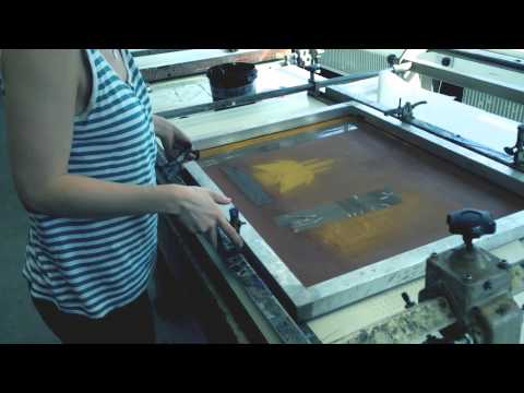 ORKA - Leipzig. Screen printing covers
