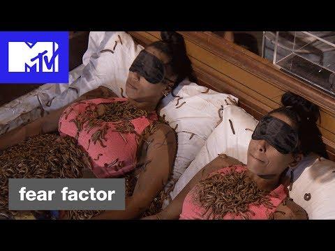 'Sisters vs. Bugs' Official Sneak Peek | Fear Factor Hosted by Ludacris | MTV