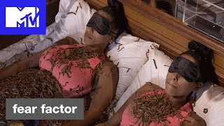 'Sisters vs. Bugs' Official Sneak Peek | Fear Factor Hosted by Ludacris | MTV