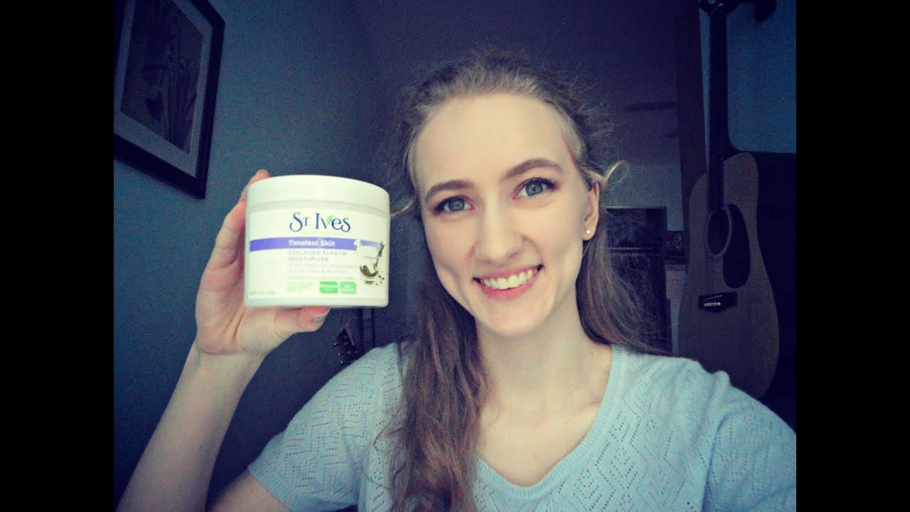Renewing Collagen Elastin Moisturizer by st ives #13