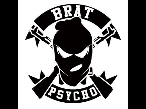 Brat Psycho - Blindirano Ft. Srna (PSYCHOMANIA) 2015