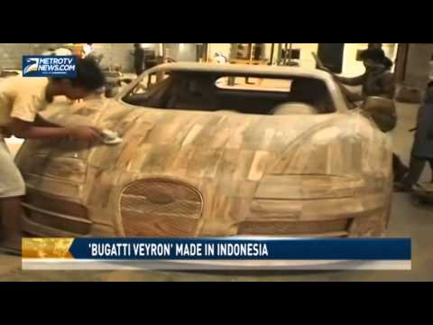 bugatti veyron made in indonesia youtube. Black Bedroom Furniture Sets. Home Design Ideas