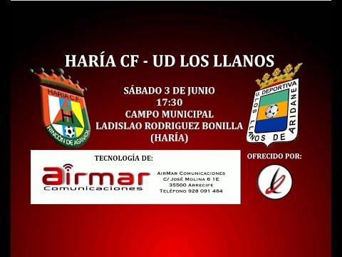 FÚTBOL: Fase de ascenso a Tercera División: Haría vs Los Llanos