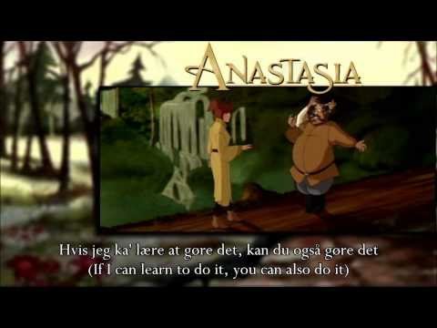 Anastasia - Learn To Do It (Danish S&T)