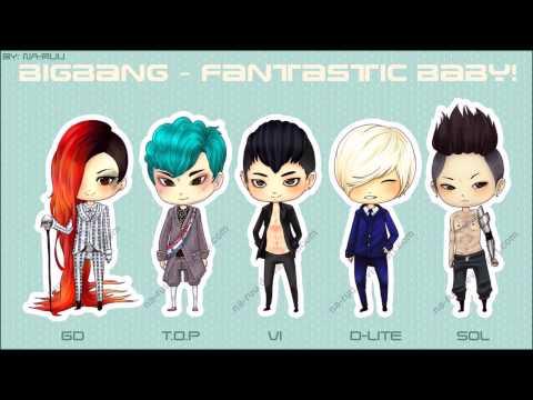 BigBang - Fantastic Baby [Nightcore]
