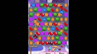 Candy Crush Saga Level 1274 No Booster