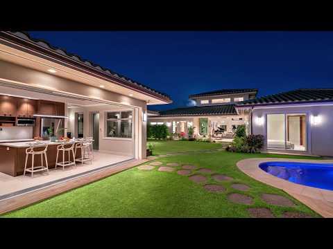 New Diamond Head Designer Home In Honolulu, Hawaii