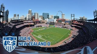 WNT vs. New Zealand: Highlights - April 4, 2015