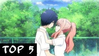 Top 5 | Los Mejores Animes de Romance Recomendados | 2018