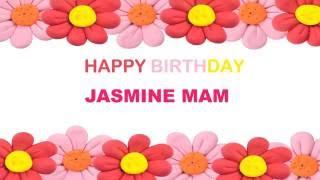 JasmineMam   Birthday Postcards & Postales - Happy Birthday