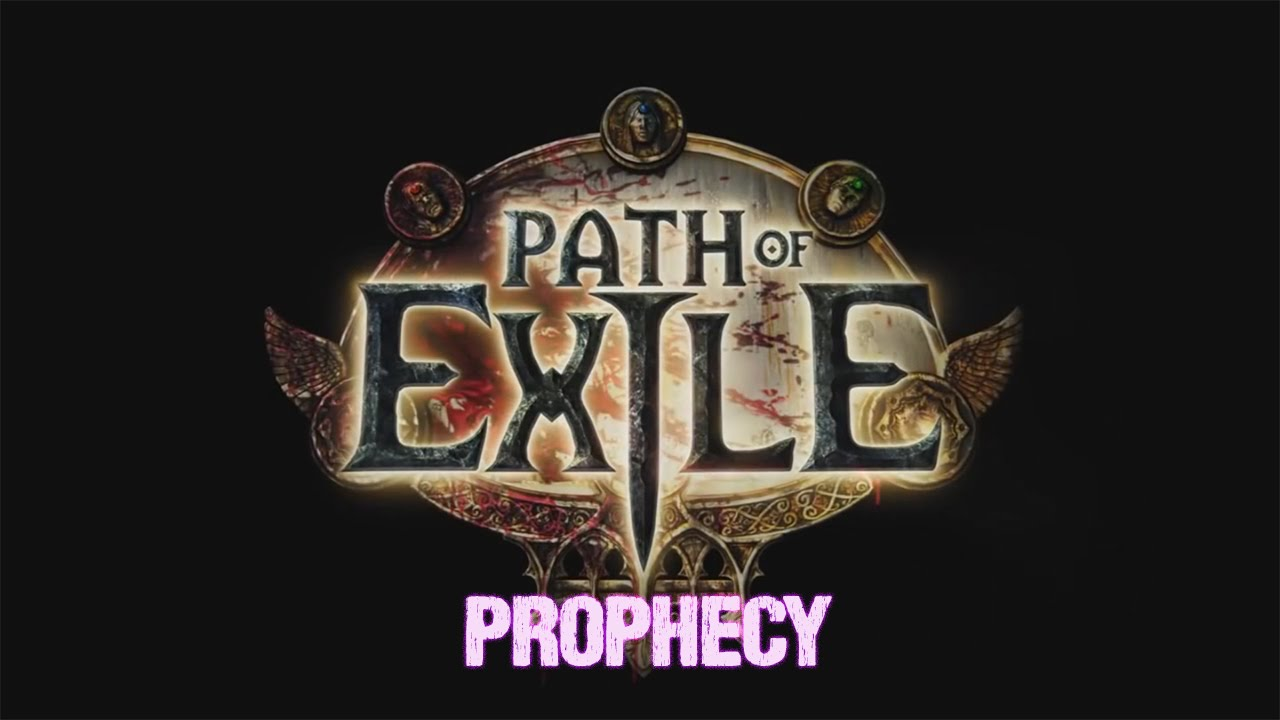 path of exile the mysterious gift prophecy youtube