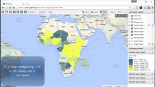 3-1-2 GIS Maps