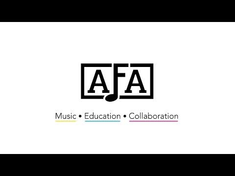 AFA  Music • Education • Collaboration