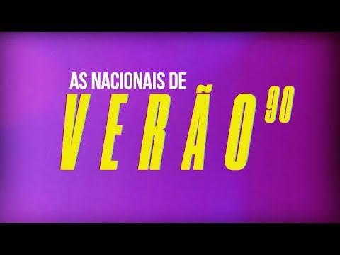TOCA OU NÃO TOCA: TRILHA NACIONAL DE VERÃO 90