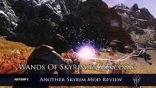Wands Of Skyrim by Sokco816 http://www.nexusmods.com/skyrim/mods/48...