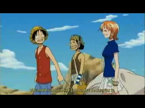 one piece funny moment - YouTube
