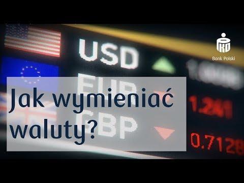 Jak Wymieniać Waluty? Kantor Internetowy | PKO Bank Polski