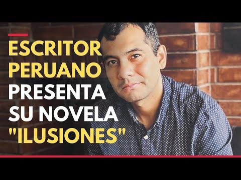 """escritor-peruano-marlon-aquino:-""""lo-más-importante-siempre-será-la-vida"""""""