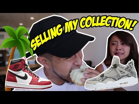 SNEAKER SHOPPING IN HAWAII + SELLING COLLECTION!