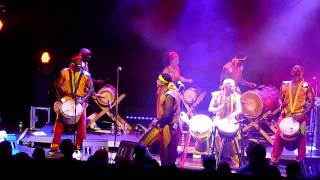 Mamady Keita le 19/11/2011