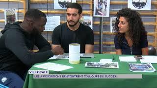 Vie locale : les associations rencontrent toujours du succès