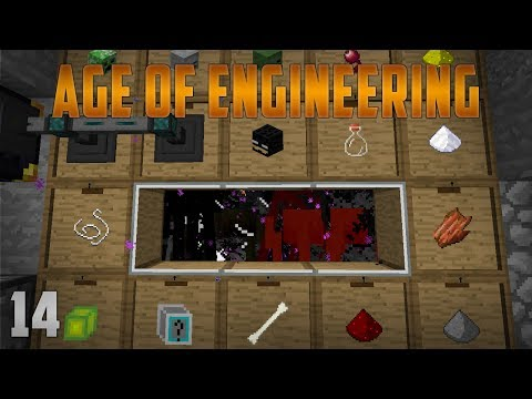 Age of Engineering EP14 Mob Farm