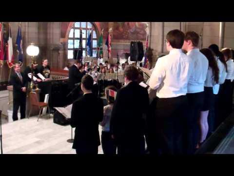 Keystone Oaks High School Symphonic Band & Chorus - A Holst Christmas