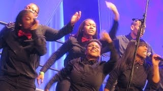 J. Kingdom and Voices of Destiny - CELEBRATE GOSPEL 2014, Disney California Adventure