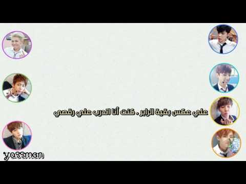 BTS (Bangtan Boys) - Skit: Circle Room Talk - Arabic Sub - الترجمة العربية