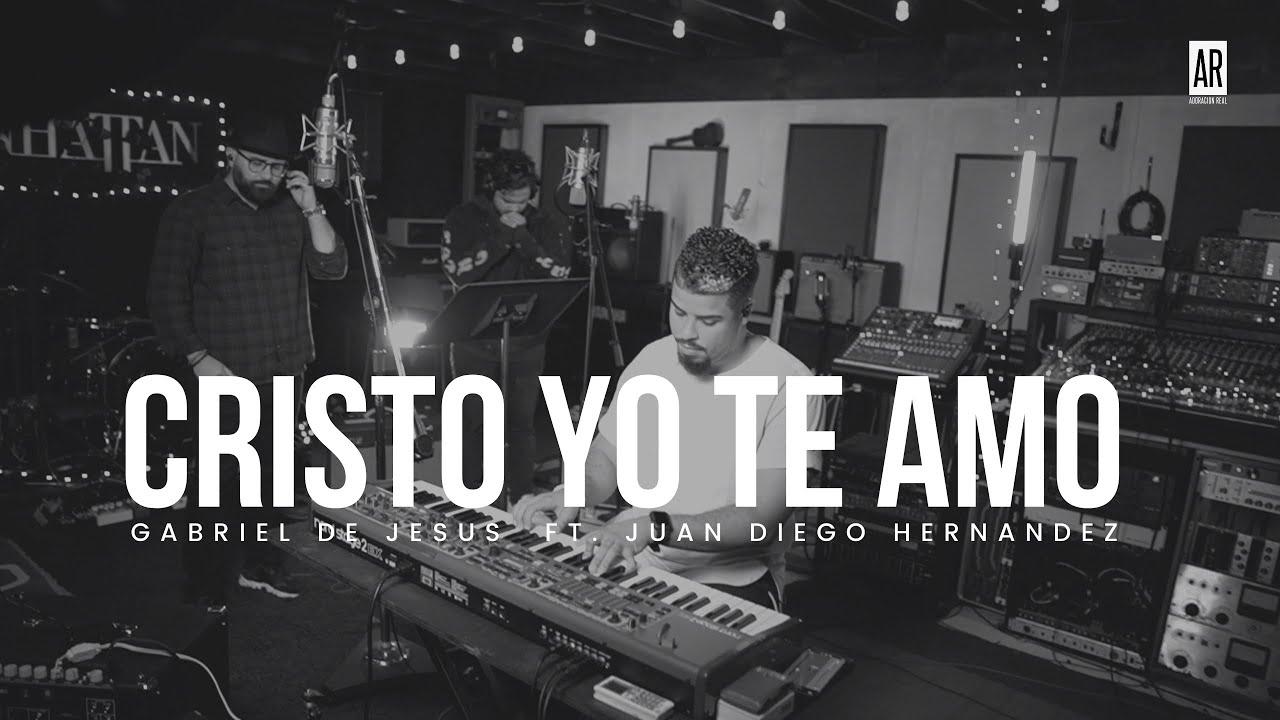 Обложка видеозаписи Cristo Yo Te Amo / No Hay Nadie Como Tú - Gabriel De Jesus - Banda JVDA