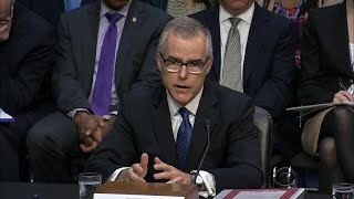Tensions high at FBI amid acting director's testimony