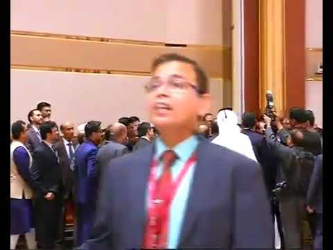 Narendra Modi Speaking Fantastic on addresses Indian community in Doha, Qatar
