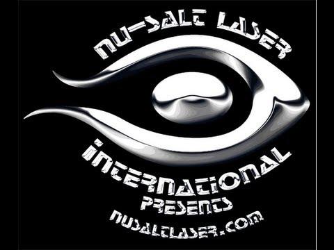Nu-Salt Laser Light Shows Performing w/ Paul Oakenfold, Usher, Ludacris, Jennifer Lopez, and More