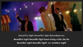 9x9   Night Light MV [THA/ROM/ENG sub]