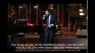 HASC 27  - Benny Friedman: Hashem Melech - Subtítulos: Hebreo fonética, Español e inglés