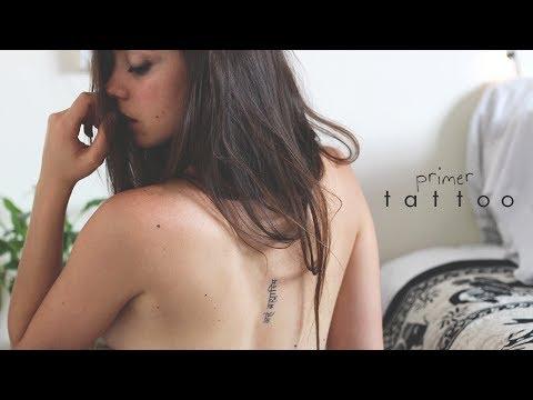 Mi Primer Tatuaje: Significado, Dolor, Experiencia...