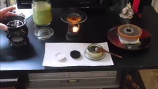 Burning Resin Incense Without Charcoal Made Easy