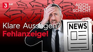 Sebastian Pufpaff: Da blickt keiner mehr durch – Widersprüchliche Nachrichten