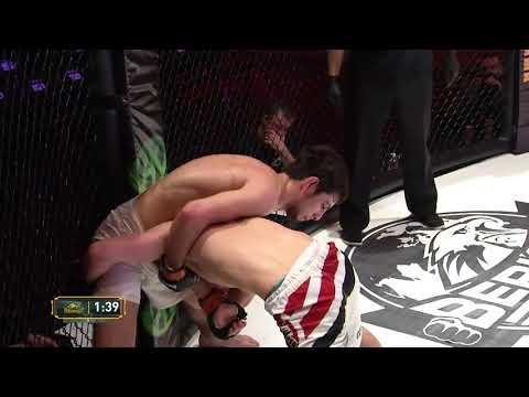 BYE1: Tamerlan Kulaev vs. Edgar Okhtov