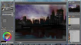Gimp Paint Studio.Presets samples