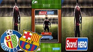 Score! hero gramy mecz z barcelonĄ