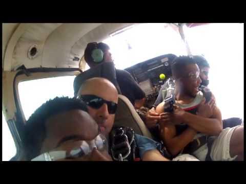 Jamar Coleman (Skydiving Sacramento Adventure)