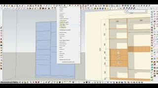 SketchUp моделируем шкаф купе(, 2014-05-01T16:32:42.000Z)