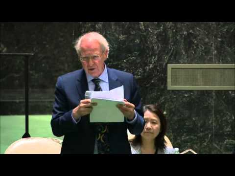 Mr. Carl Wright - Commonwealth Local Governments Forum (CLGF) - UN Post-2015 Interactive Hearings