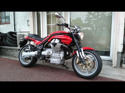 Suntum Motors Moto Guzzi Griso 850
