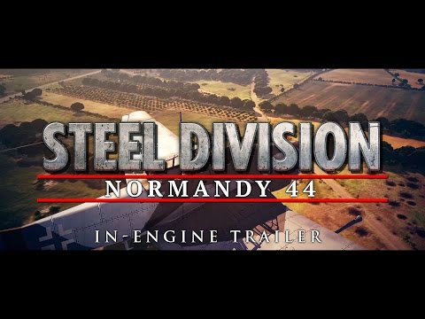 Steel Division: Normandy 44 - In Engine Trailer