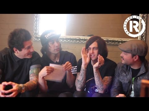 Bands On Bands: Pierce The Veil vs Sleeping With Sirens Part 1