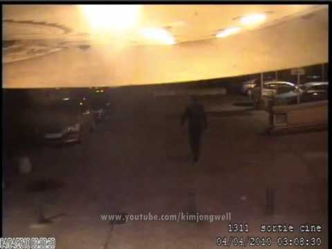 Armed Casino Heist security footage Marseille, France [2/2]